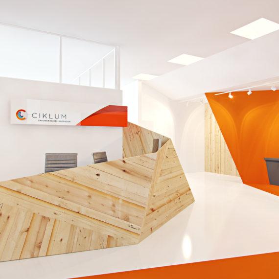 Дизайн интерьера офиса айти компании