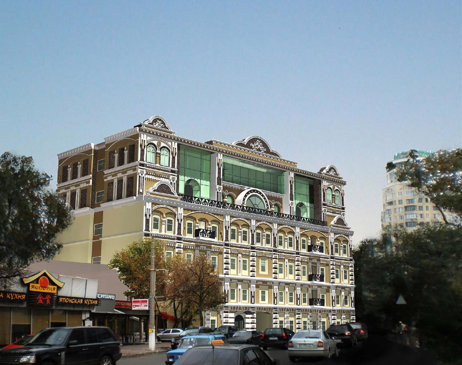 Административно-офисное здание